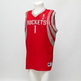 Camiseta Houston Rockets. Tracy McGrady