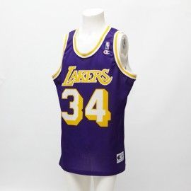 Camiseta L.Angeles Lakers. Saquille O'neal