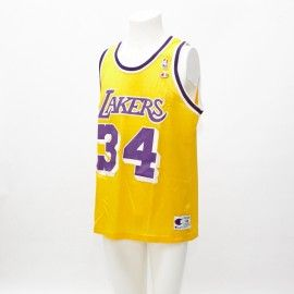 Camiseta L. Angeles Lakers. Saquille O'neal