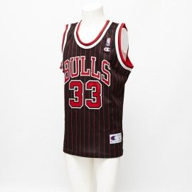 Camiseta Chicago Bulls. Scottie Pippen